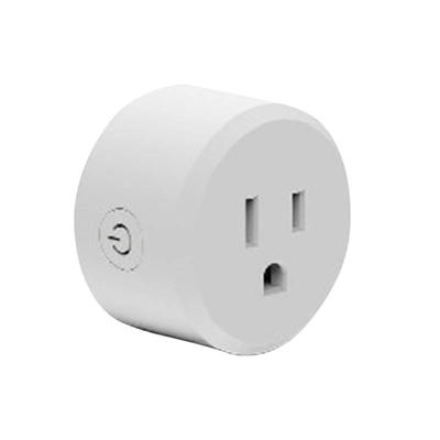 2020 Wifi Smart Home USA Standard Socket App Control Wifi Wireless Plug Socket Smart Support Alexa Google Home Voice Control