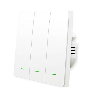 Tuya App Wifi Smart Home Solution Hotel Wireless Google Home Remote Control Wall Switch
