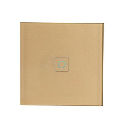 WiFi Smart EU UK US 1 Gang 1 Way Light Wall Touch Switch